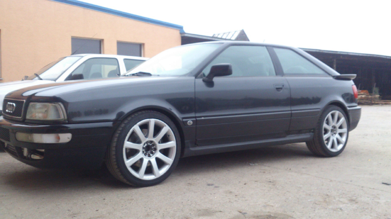 Audi 80 Coupe Quattro 2 7 Biturbo 481km 616nm