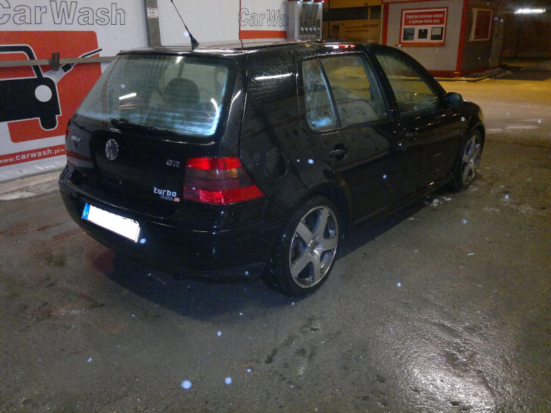 VW Golf IV gti 1.8T 20v AUM 150km -> 212km 341nm | TURBODIESEL.PL ...